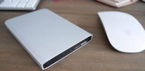 Mac愛用者におすすめ!金属ボディの外付けHDD「Freecom Mobile Drive Mgシリーズ」