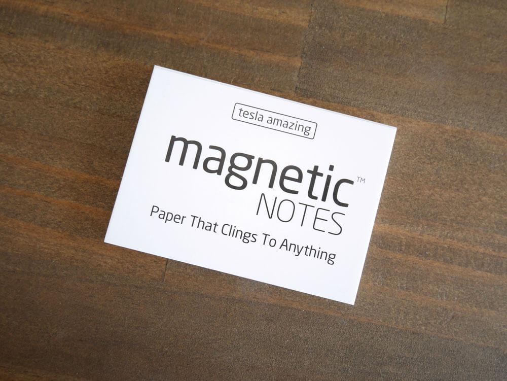 【レビュー】私にもmagnetic NOTESが無事に使えました!!