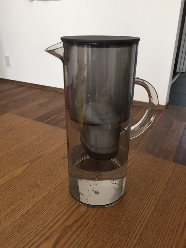 STELTON×BRITAの浄水ウォータージャグ「クラシックフィルタージャグ」を買いました
