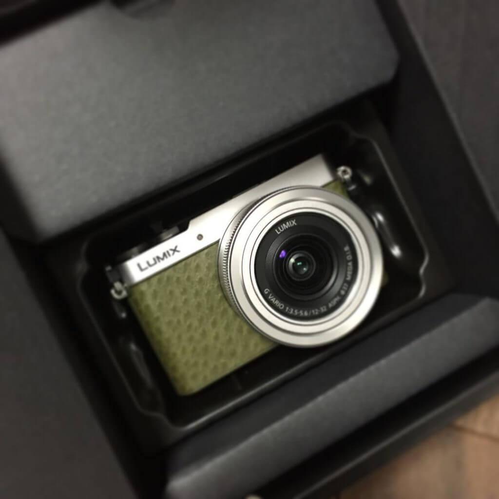 買ってよかった!ファイダー付きミラーレス一眼カメラ「LUMIX GM5」