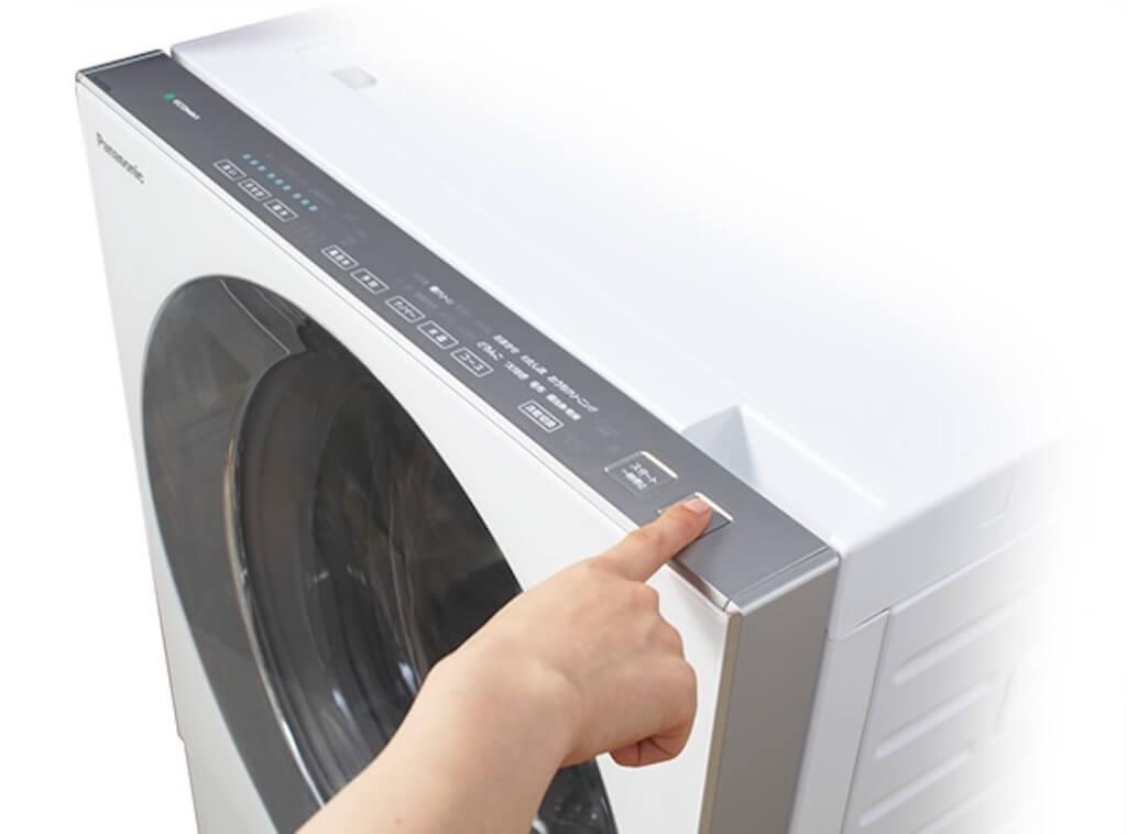 パナソニックの四角い洗濯機「cuble(キューブル)」がかっこよすぎる件。