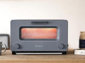バルミューダのトースター(BALMUDA The Toaster)の新色グレーがとても気になる。しかし