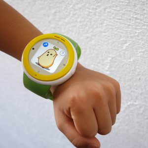 【開封レビュー】通話ができるのはこれだけ!キッズ用のスマートウォッチ「mamorino watch」買いました