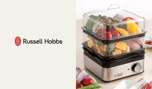 【60%OFFもあります】RUSSELL HOBBS (ラッセルホブス)のタイムセールが始まりました