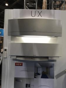 ヨーロピアンデザインのかっこいいエアコン「ダイキン UXシリーズ」を見てきました