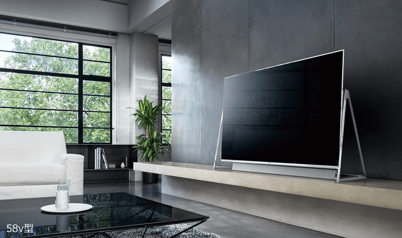 【モニター販売も】4K対応液晶テレビなら「パナソニック ビエラ DX800」がグッドデザインでおすすめ