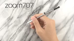 【購入しました】トンボ鉛筆のZOOM707シリーズのボールペンがかっこよすぎる!