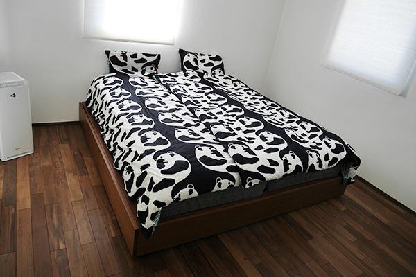 【購入レビュー】無印良品の収納ベッド ウォールナット材が良すぎる