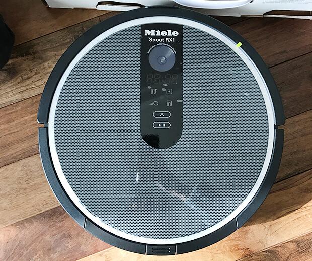 ミーレロボット掃除機6