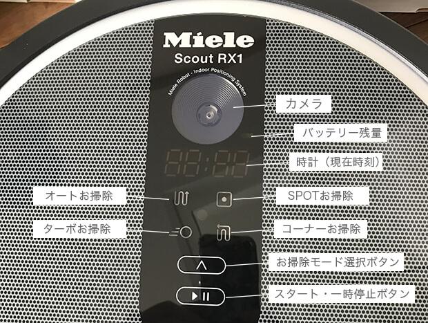 ミーレロボット掃除機10