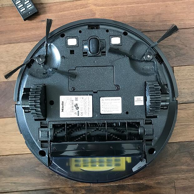 ミーレロボット掃除機17