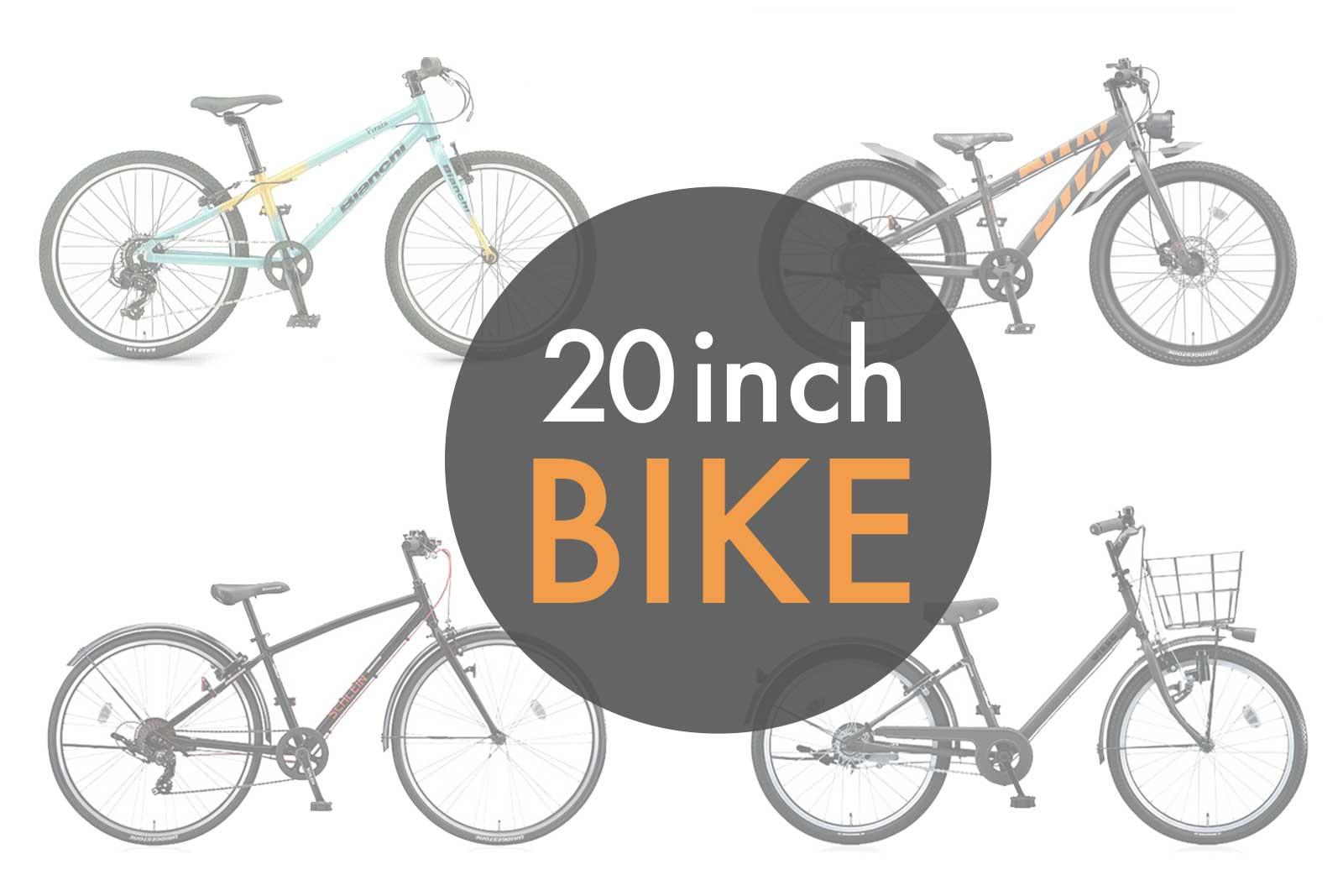 小学一年生用の20インチ自転車を探してみた。ブリヂストンBWXが一番おすすめかも