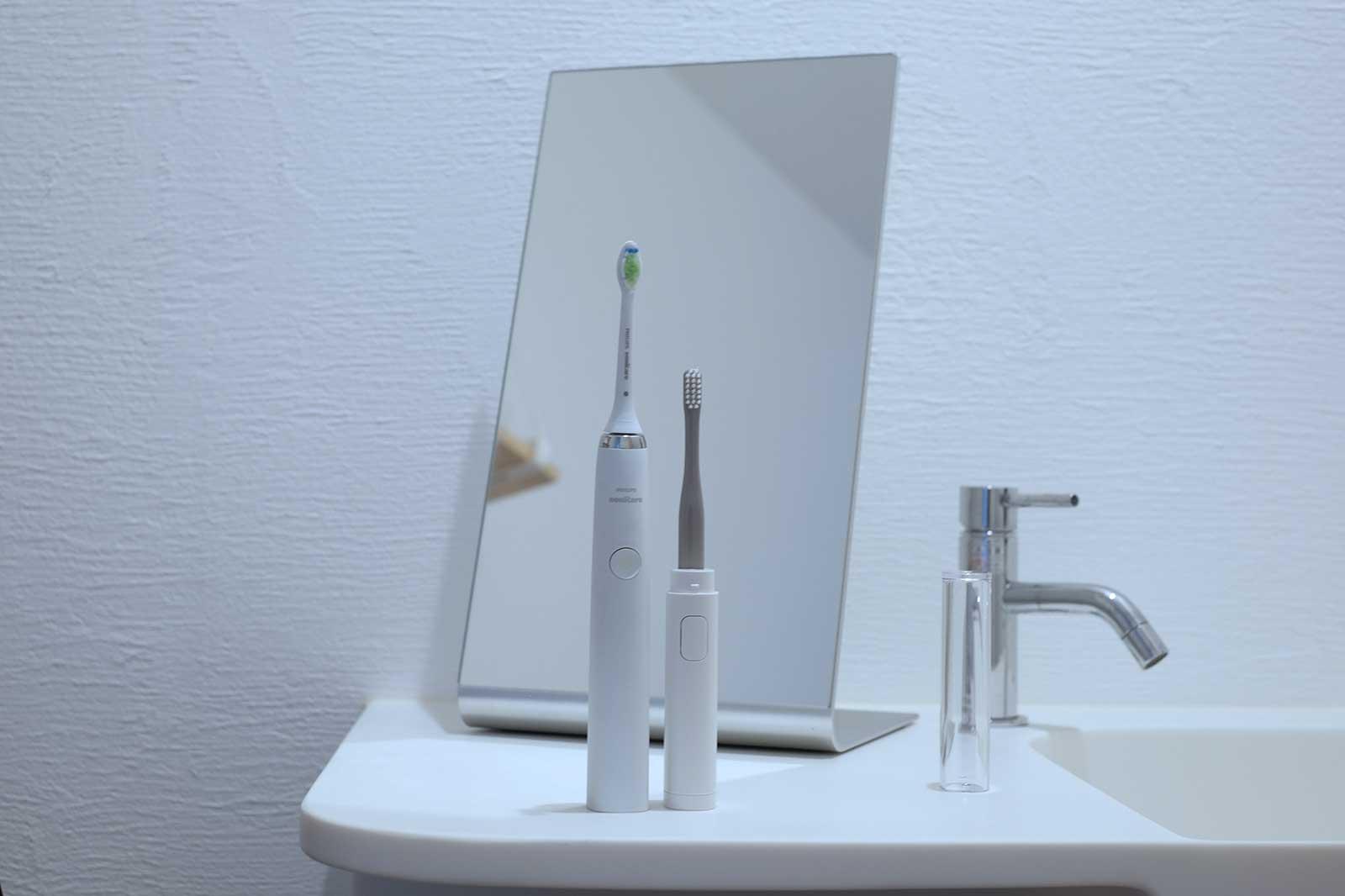 無印良品の音波電動歯ブラシ_14