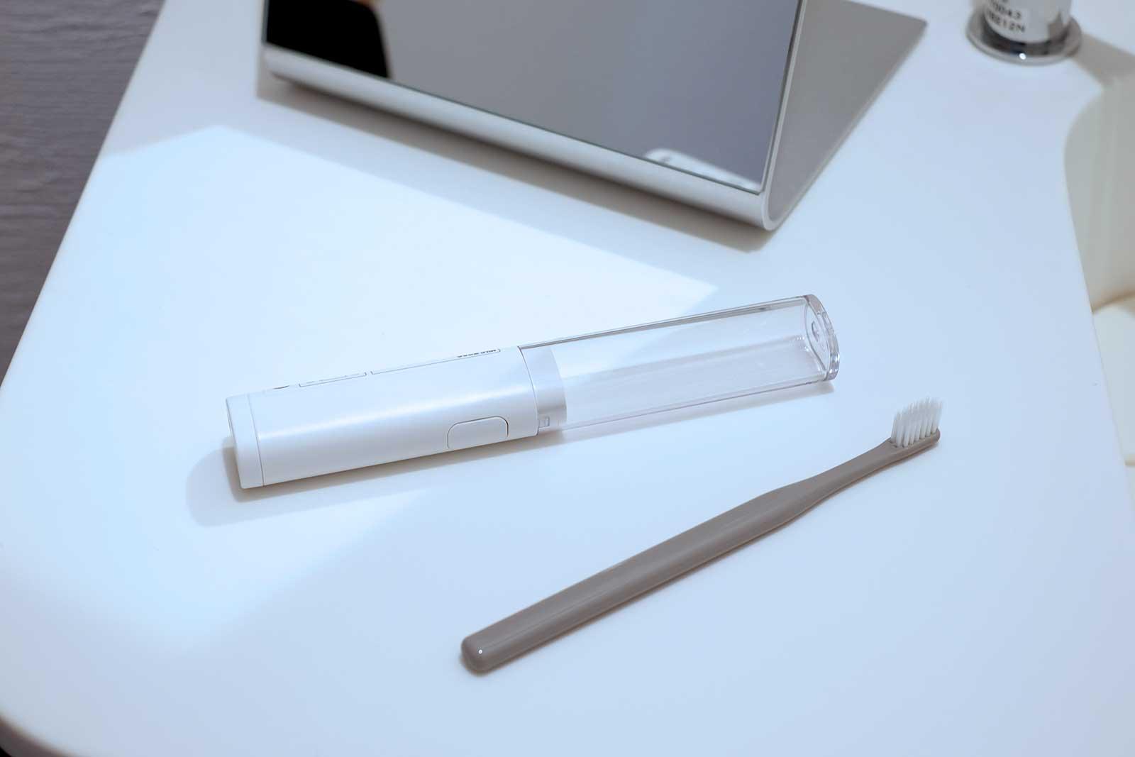 無印良品の音波電動歯ブラシ_2