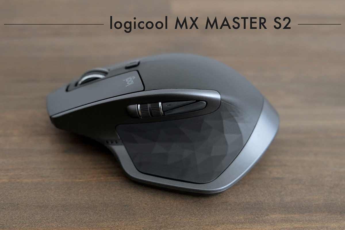 ロジクール mx-master2S