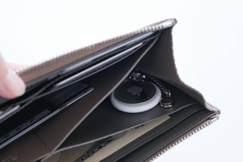 Apple AirTagは財布に入れる予定だけと傷つきそう