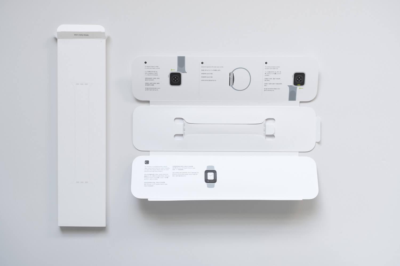 Apple Watch6とは別に買ったホワイトソロループバンド