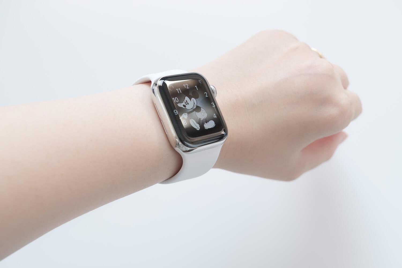 Apple Watch6のミッキー文字盤