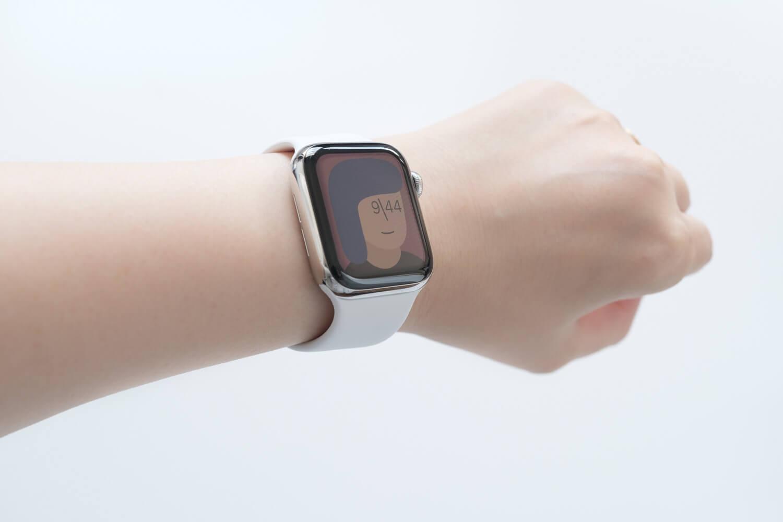 Apple Watch6のアーティスト文字盤
