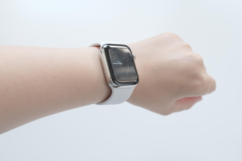 Apple Watch6のリキッドメタル文字盤