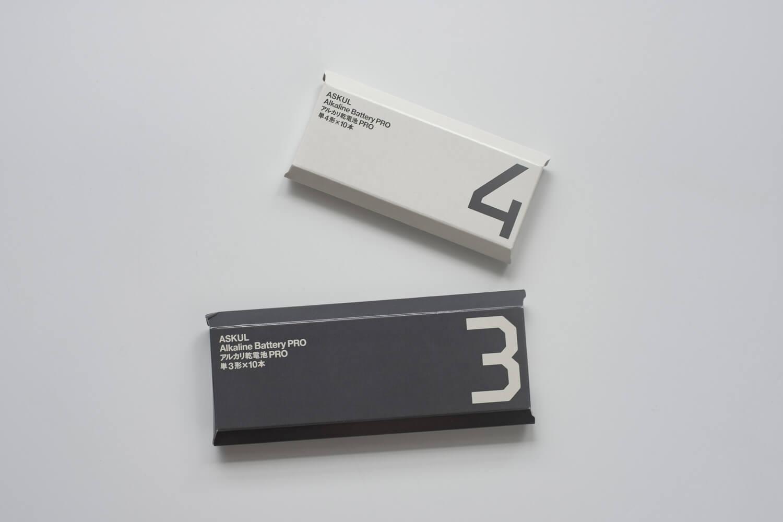 アスクル ロハコ アルカリ乾電池 Pro ボックス
