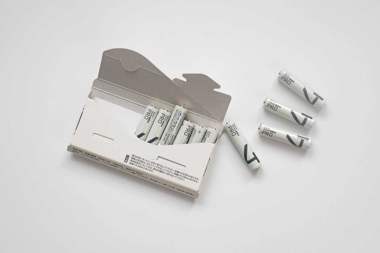 アスクル ロハコ アルカリ乾電池 Pro 単4電池