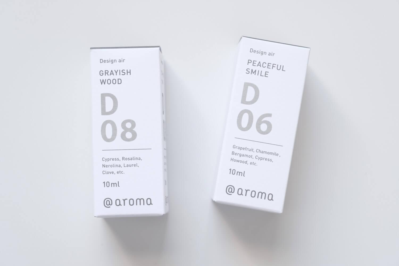 アットアロマの10mlのオイル