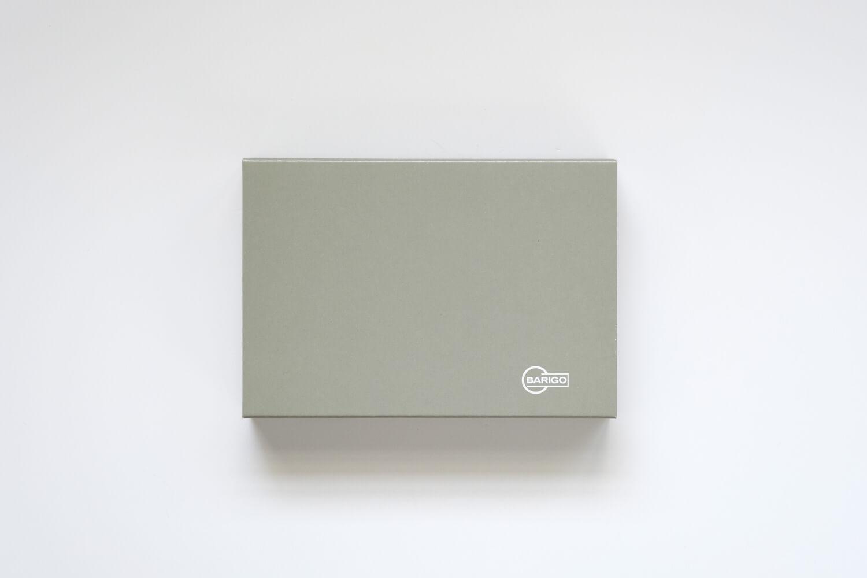 BARIGO(バリゴ)温湿度計の箱