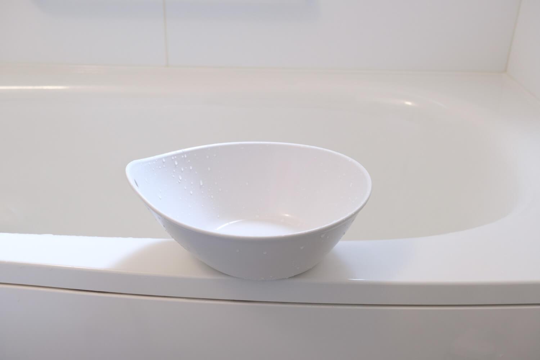 リッチェル  ハユール 湯おけの全体画像