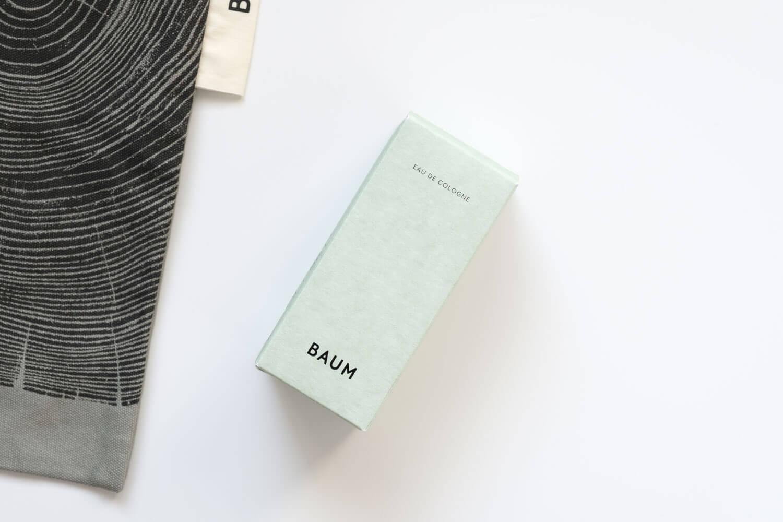 BAUM(バウム)オーデコロンのボックス