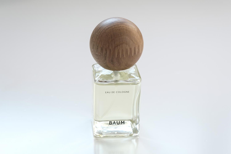 BAUM(バウム)オーデコロンボトルデザイン1