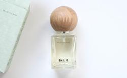 BAUM(バウム)オーデコロンのボトルデザイン