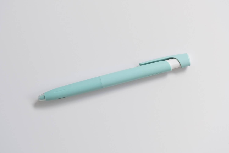 ゼブラ ブレン(bLen)限定カラー ブルーグリーン 本体全体