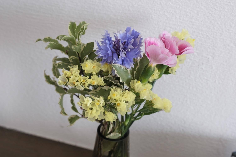 お花の定期便bloomee(ブルーミー)の体験プランのお花2