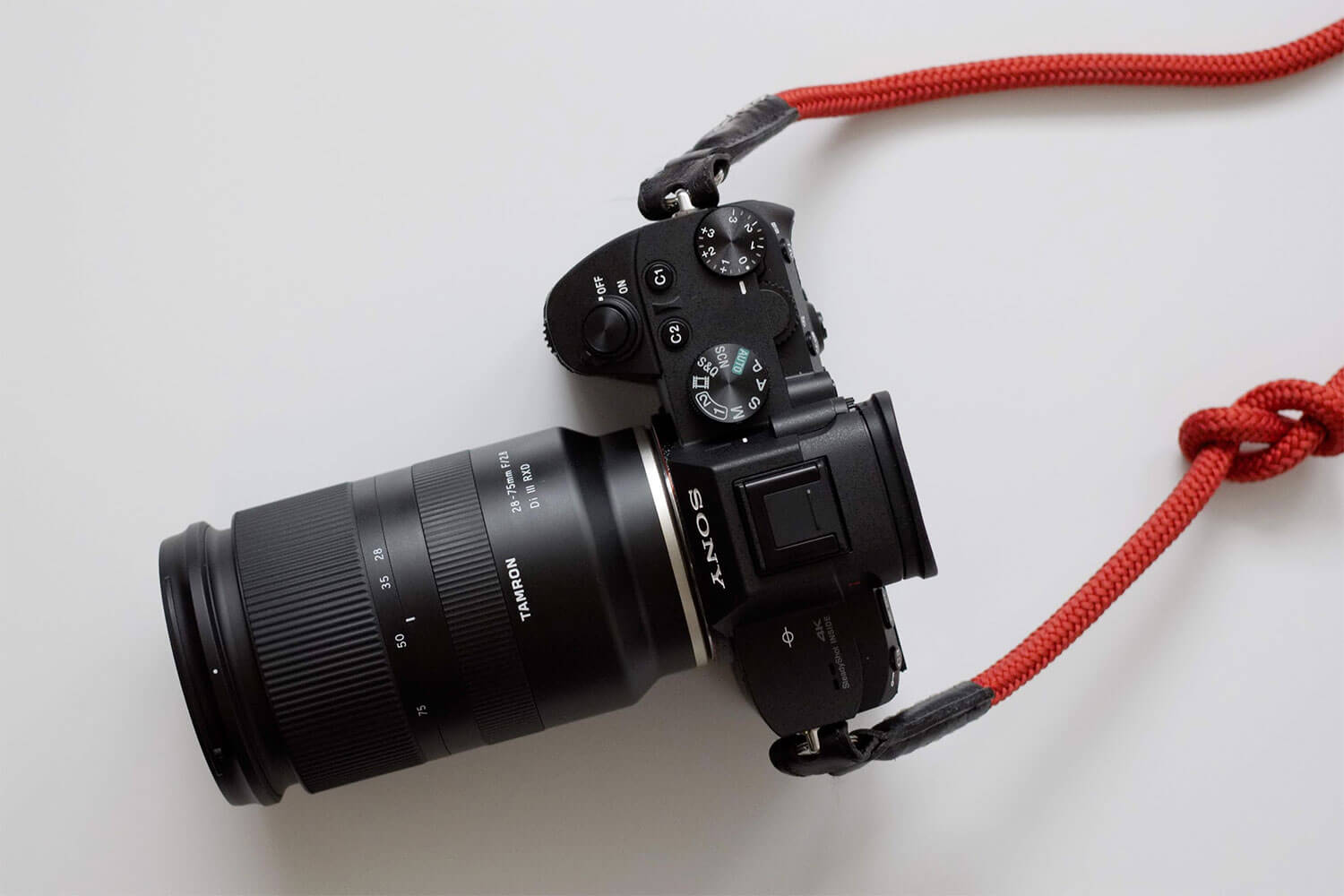 SONY α7III Tamron A036