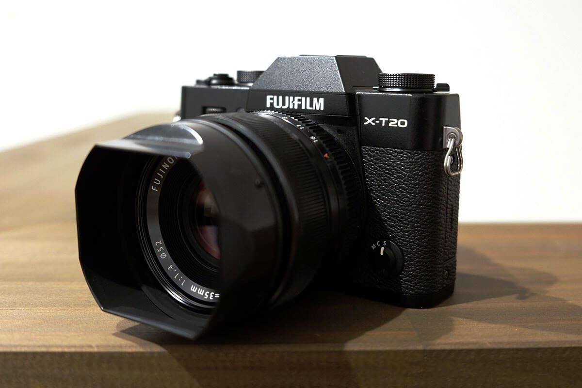 Fujifilim X-T20