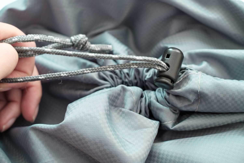 マウス(MOUTH) カメラケース MOLAR2 モラー2 巾着部分 ドローコード