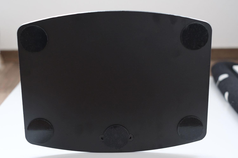 グリーンハウス 液晶ディスプレイアーム GH-AMCM01  ベースの裏