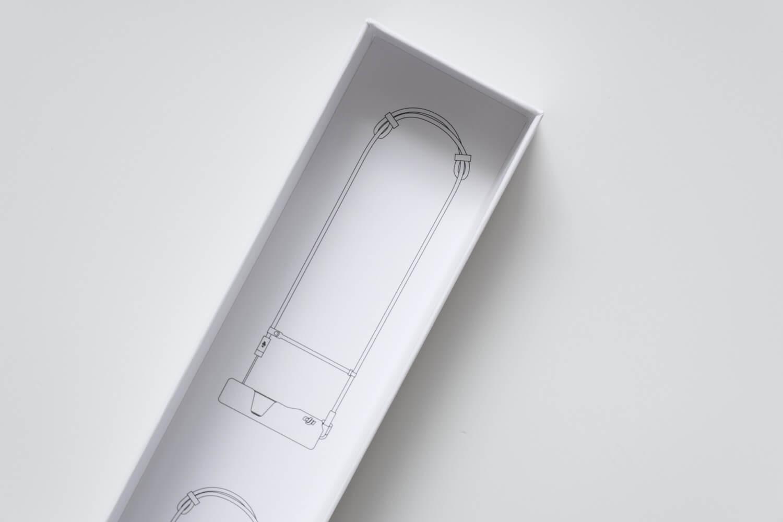 DJI Pocket 2 スリングストラップの使い方1