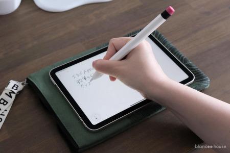 【レビュー】elago(エラゴ)のApplePencil 第2世代カバーは鉛筆のようなデザインがいい!