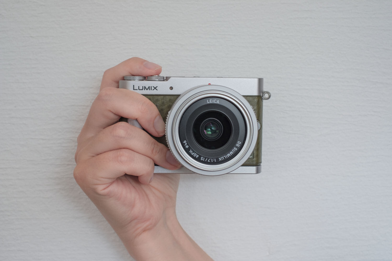 LUMIX GM5 グリーンレビュー。忘れられなくてまた買ってしまった…手のひらサイズでかわいい!