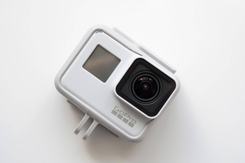 GoPro HERO7 Black ダスクホワイト リミテッドエディションボックス 本体