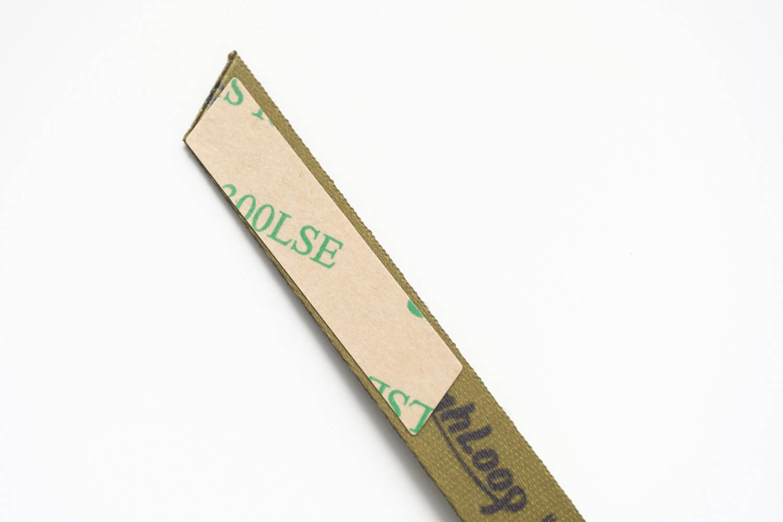 HIGHLOOP(ハイループ)スマホストラップ 粘着テープ
