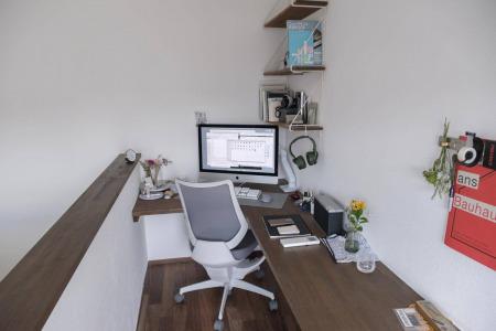 パソコン部屋の写真