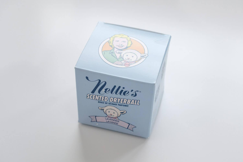Nellie'sのドライヤーボールのラベンダーの香りのボックス