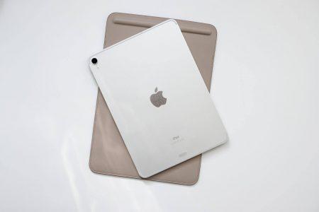 iPad Pro 2018 背面フィルム クリア レザーエンボス 背面全体