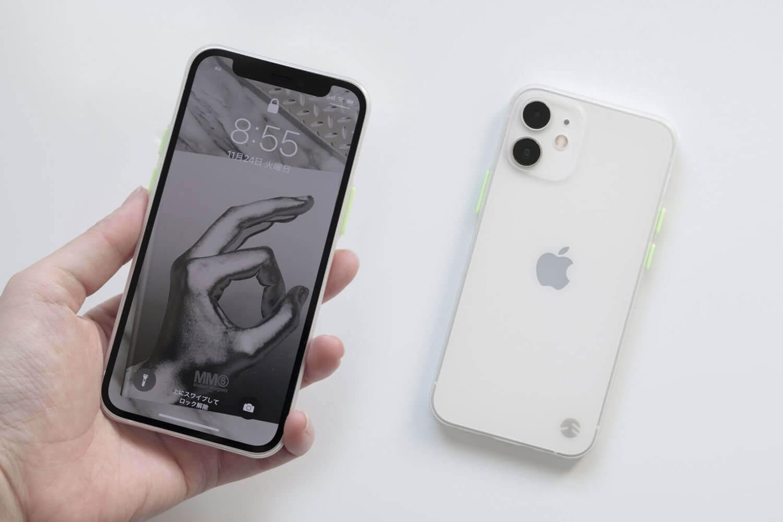 とても薄くて半透明!SwitchEasyはiPhoneのデザインを生かすシンプルなケース【レビュー】