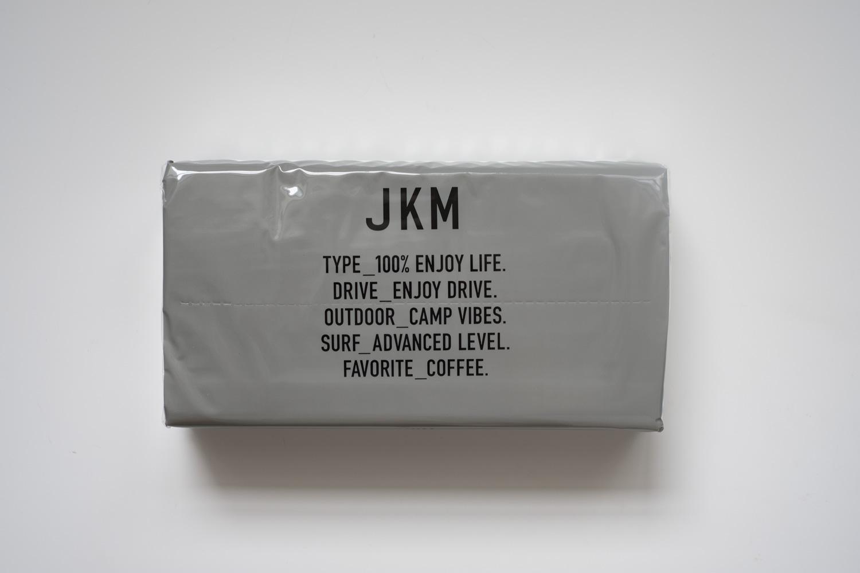 オートバックス JKM ティッシュ グレー