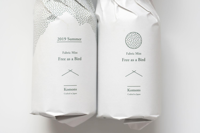 Komons(コモンズ)ファブリックミスト 除菌消臭スプレー 2019年夏限定と定番商品