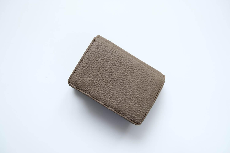 KUBERA9981 シュランケンカーフキーケース付き財布 トープ 全体